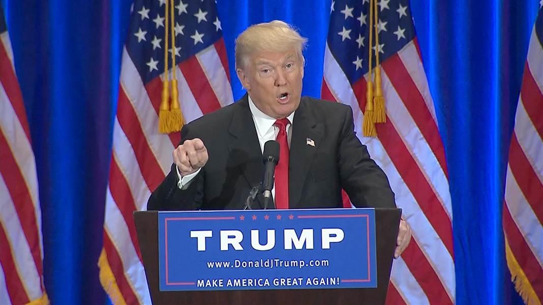 Orthodox Union Welcomes President Trump's Condemnation Of Anti-Semitism