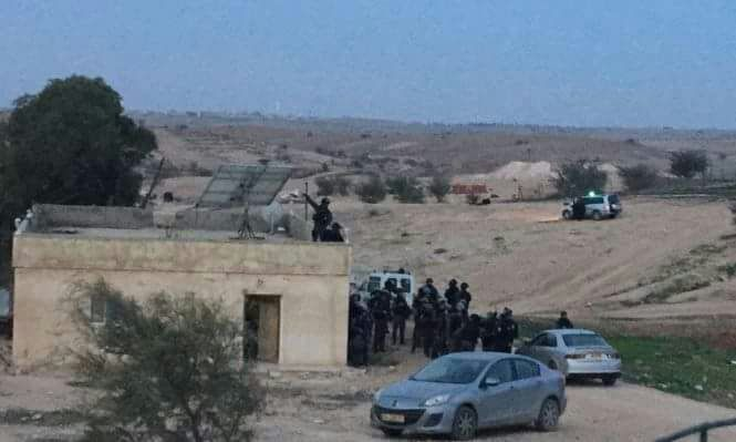 Police Response In El-Chiran Vehicular Attack Under Fire