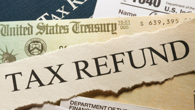 More Of This Year's Tax Refund Will Pay Down Debt