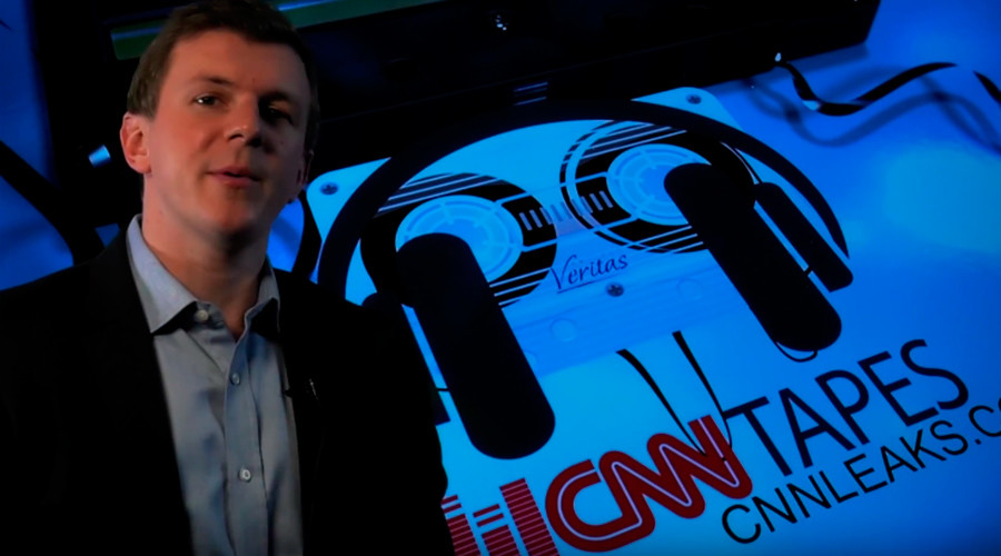 Conservative Activist O'Keefe Posts Tapes Targeting CNN
