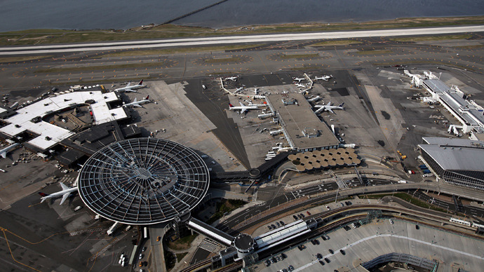 Fugitive Search At JFK Airport Sparks New Travel Ban Scare