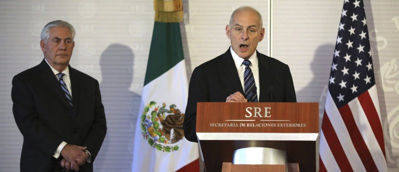 Homeland Security Chief: No Use Of Military For Deportations