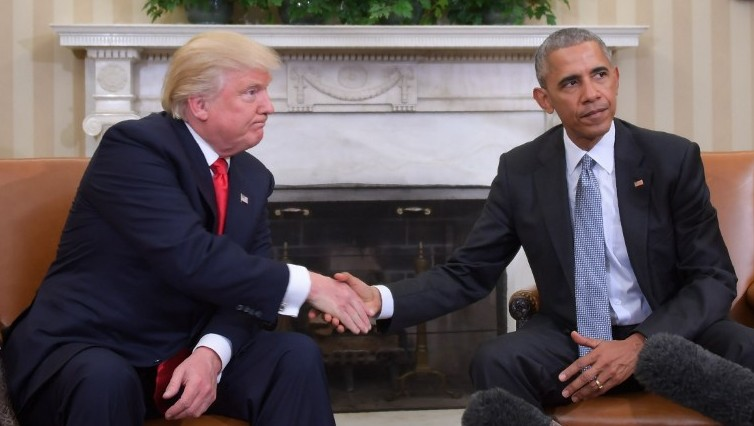 Democrats' Dilemma: To Shake Or Not To Shake President Trump's Hand
