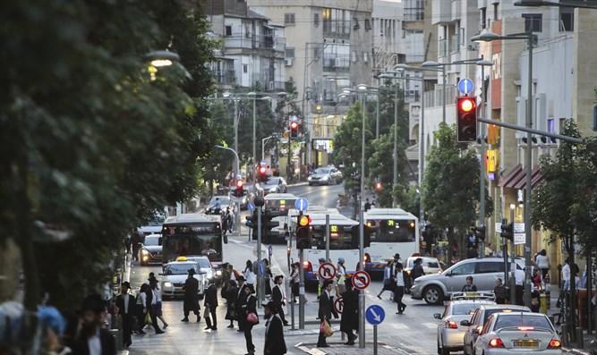 Traffic Cams Installed In Bnei Brak