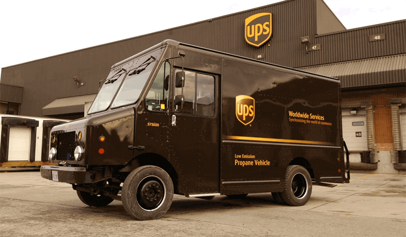 VIDEO: UPS Tries Arming Its Brown-Clad Drivers With An octocopter Drone