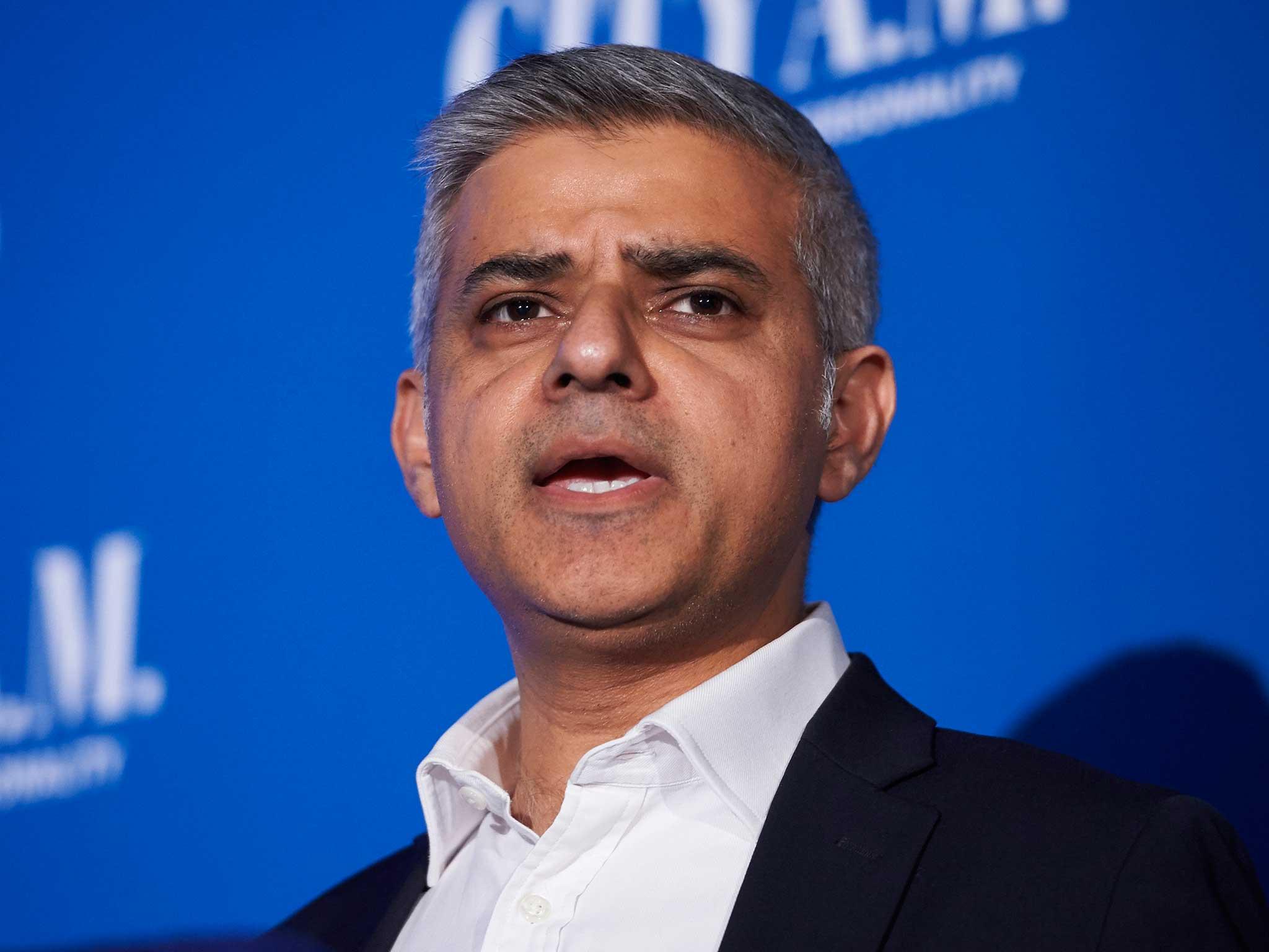 London Mayor: 'Cruel' Trump Should Be Denied State Visit