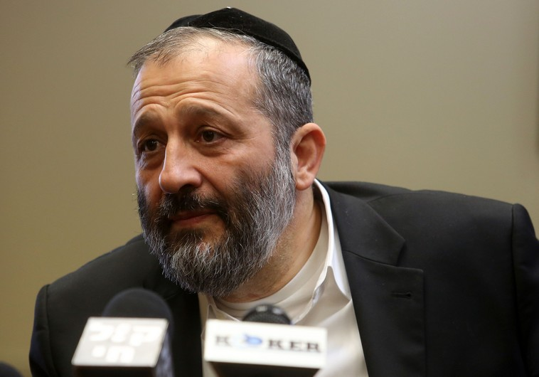 Deri Explains Why He Did Not Enter The Interior Ministry Immediately Following Elections