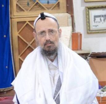 HaRav Yitzchok Dovid Grossman Visits Mekbubal HaRav Dov Kook