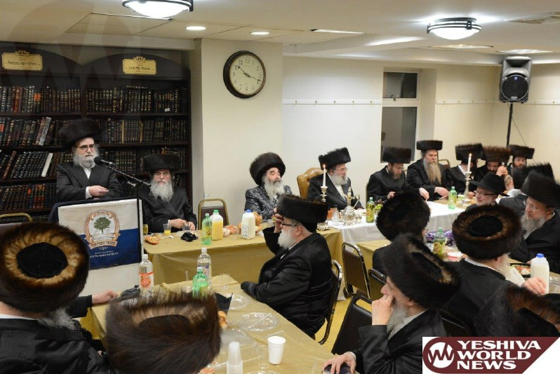 Photo Essay: Melavah Malka For Beis Medrash Nitei Gavriel (Photos by JDN)