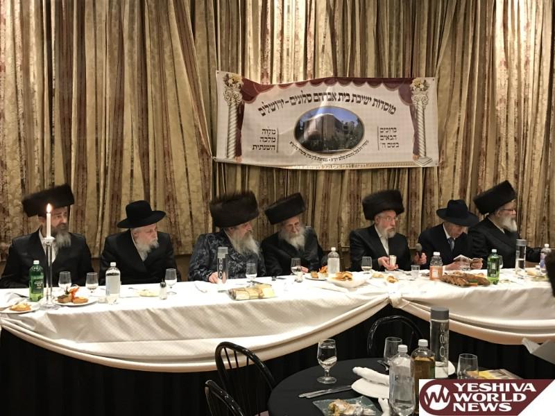 Photo Essay: Mesibah In Boro Park For Yeshivas Beis Avrohom Slonim (Photos by JDN)