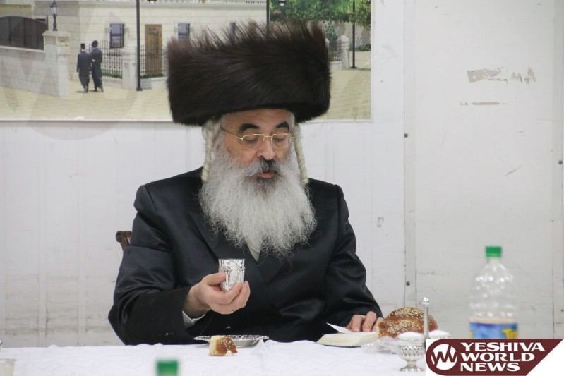 Photo Essay: Dushinskia Rebbe Visiting Ashdod (Photos by JDN)