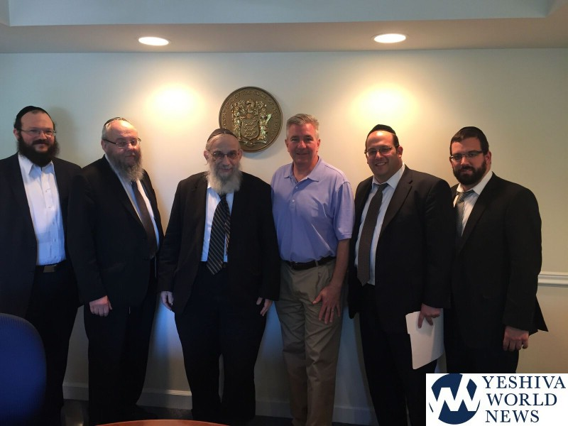 Districts with High Proportion of Non-Public School Students Shortchanged by NJ, Explains Agudath Israel Director At State Assembly Education Committee Hearing