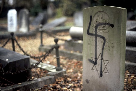 Evidence Of Anti-Semitism, But Data Mostly Elusive
