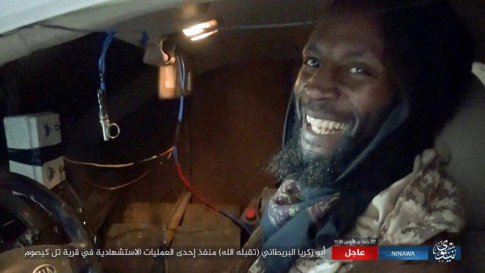 Iraqi Suicide Bomber Was Released From Gitmo In 2004