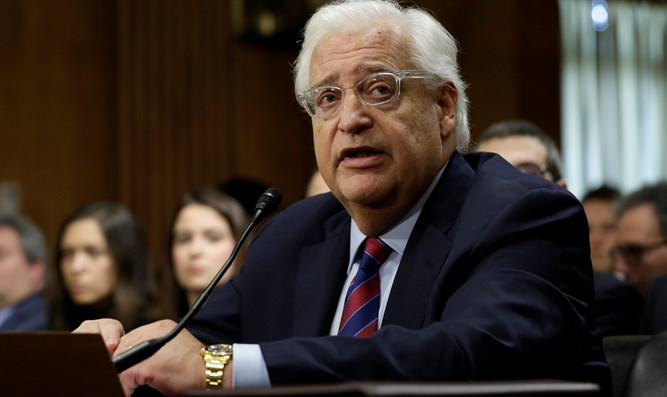 JUST IN: David Friedman Has Officially Been Confirmed As The Next US Ambassador To Israel