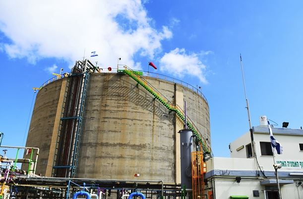 Haifa: Protest Demands Closure Of Ammonia Tank