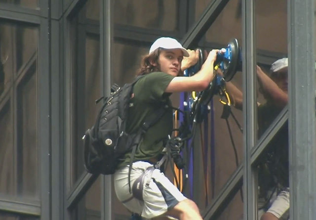 Trump Tower Climber Pleads Guilty, Can't Contact President