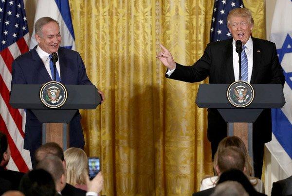 Trump, Netanyahu speak on phone, discuss Iran, rising anti-Semitism in US