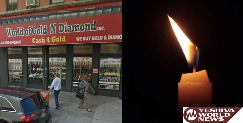 Frum Iranian Man Found Dead In Manhattan Jewelry Store - Police Suspect Homicide