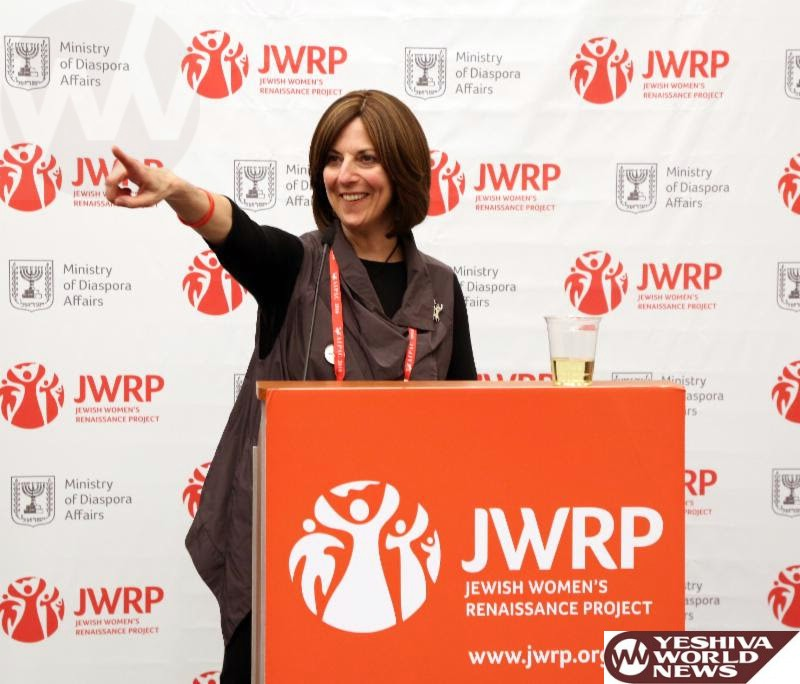 Jewish Mothers Will Be Key To Making Social Change In The Next Decade JWRP's Palatnik Says