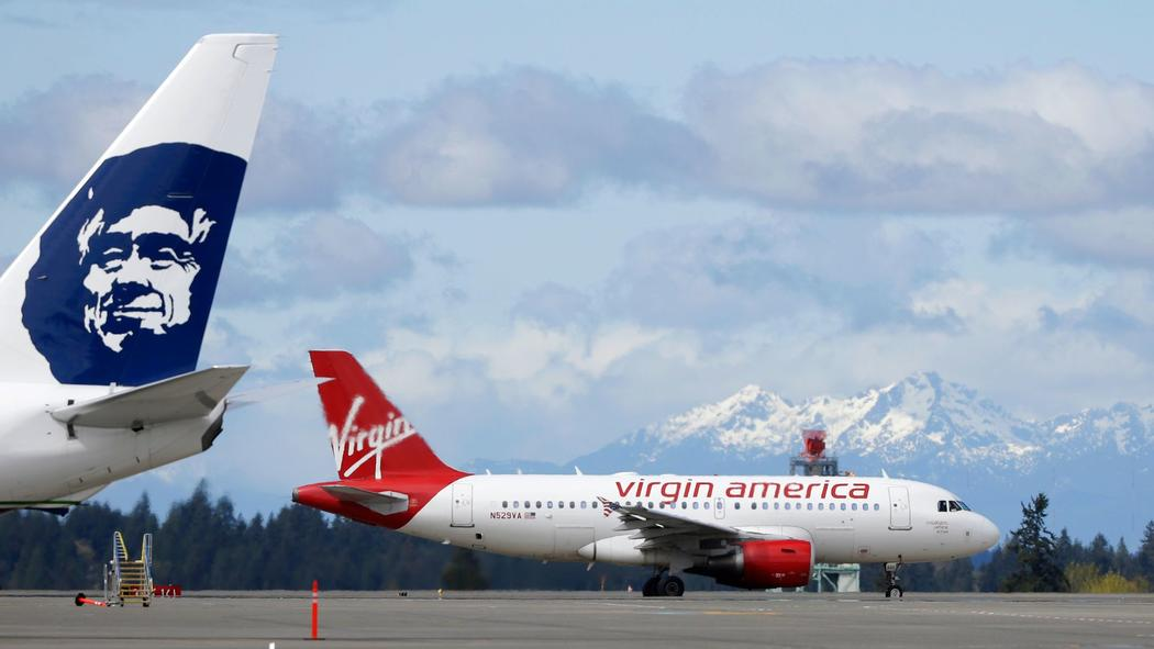 Virgin America Will Disappear Into Alaska Airlines In 2019