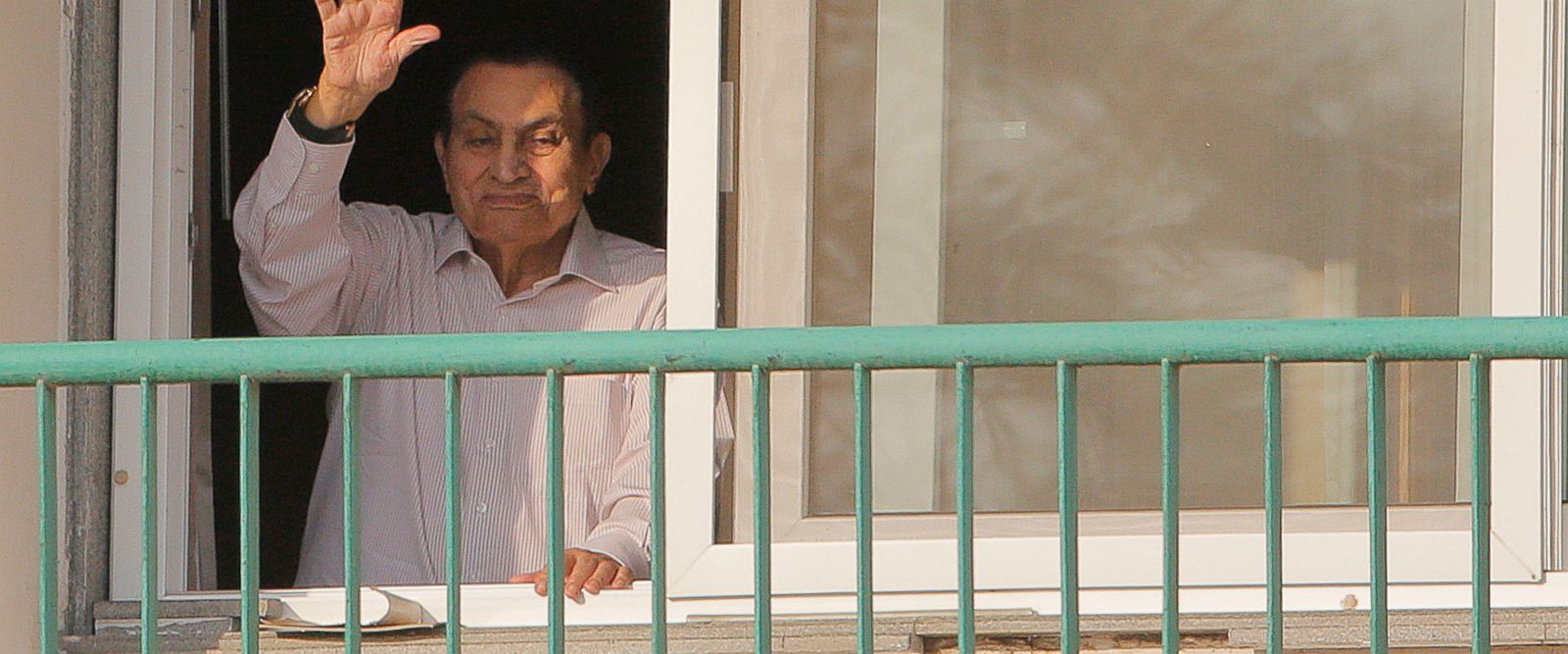 Egypt's Mubarak Returns Home After Years-Long Detention