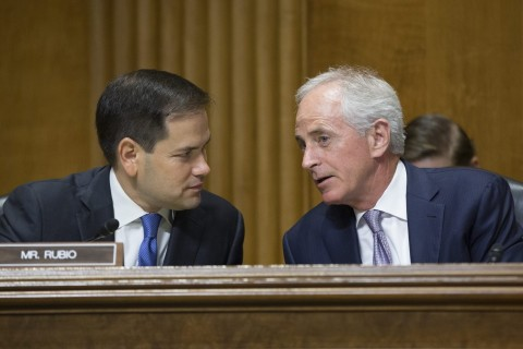 Senators Agree On Iran Sanctions Measure