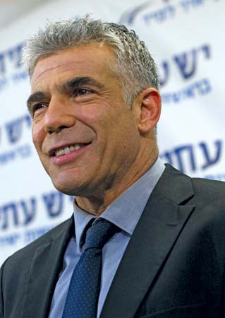Election Poll: Lapid Emerges The Successor Over Likud
