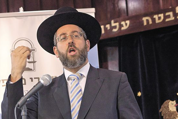 Chief Rabbis Order The Sale Of Chametz Of Businesses Without Charge