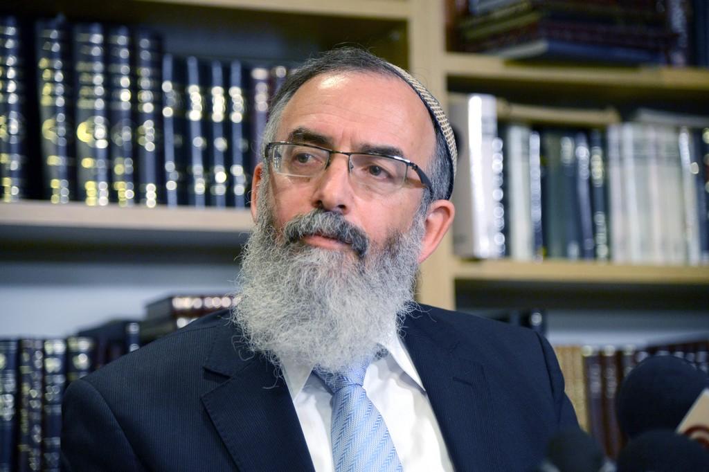 Rabbi Stav: We Must Break The Kashrus Monopoly