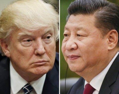 China's Xi To Meet Trump In Mar-a-lago On April 6-7