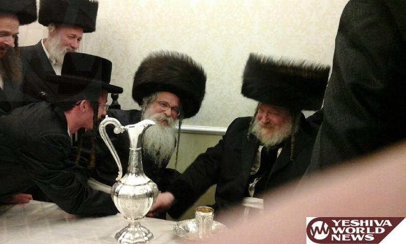 Photo Essay: Pittsburgh Rebbe Visiting The Nadvorna