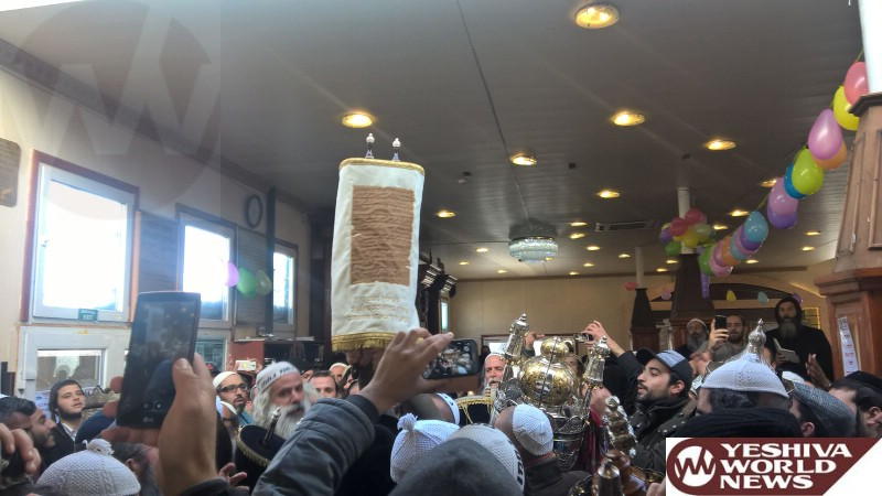 VIDEO/PHOTOS: Hundreds Mark Birthday Of Rav Nachman Of Breslov At The Kever In Uman
