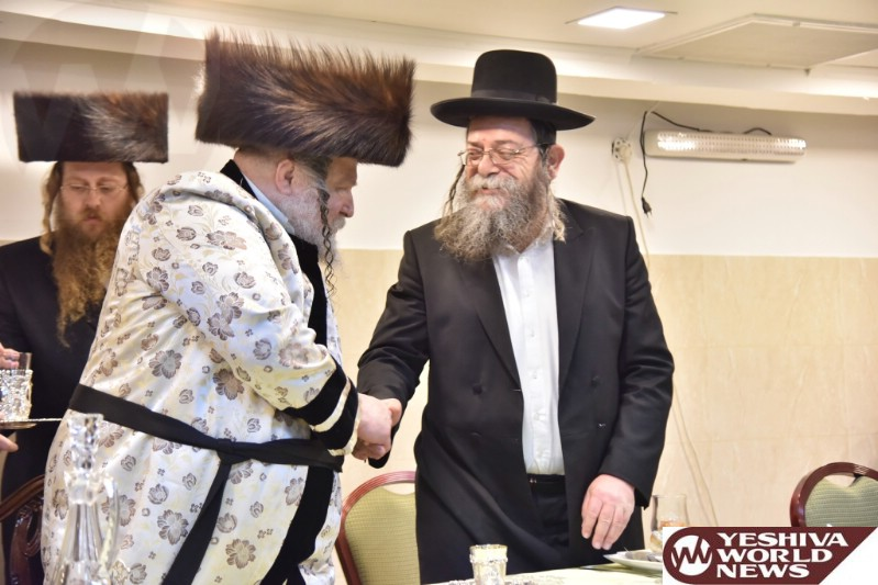 Photo Essay: Sheva Brachos For Daughter Of The Pittsburgh