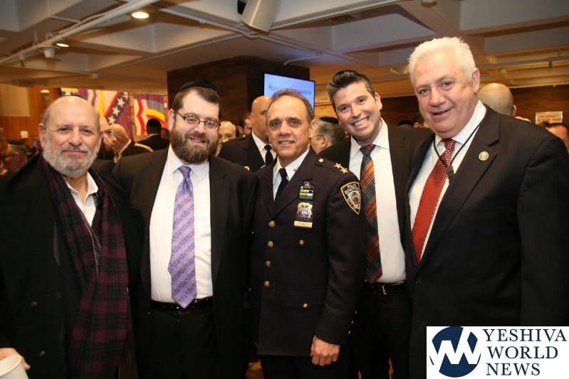 PHOTOS: Hundreds of Jewish Community Activists Attend Annual NYPD 'Pre-Passover-Security Briefing'