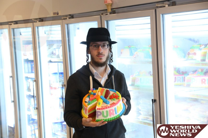 Photo Essay: A Visit At The Kleins Ice Cream Factory In Boro Park ...