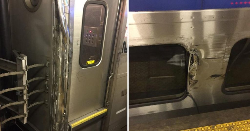 NYC Train Commute Back To Normal A Week After Derailment