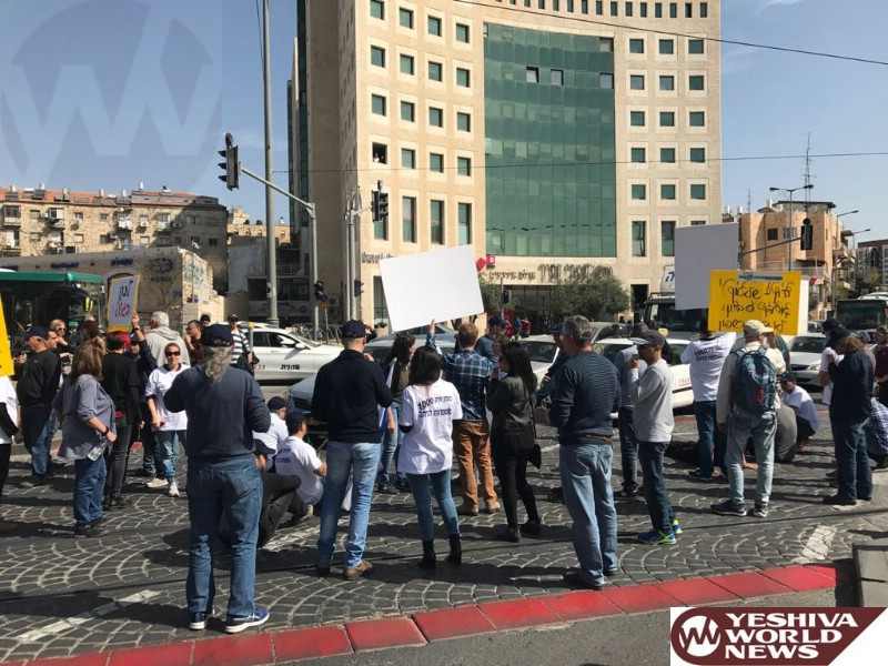 VIDEO/PHOTOS: PM And FM Reaching A Deal On New Broadcast Entity - Employees Protest