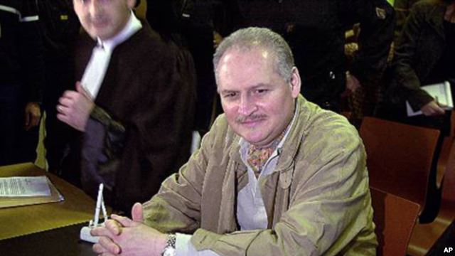 Third Life Sentence Requested For 'Carlos The Jackal'