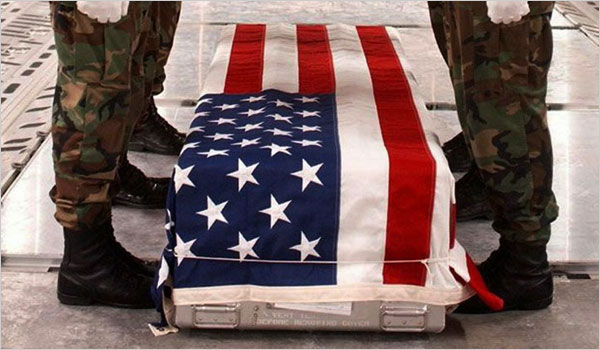 US Service Member Dies In Syria Of Natural Causes