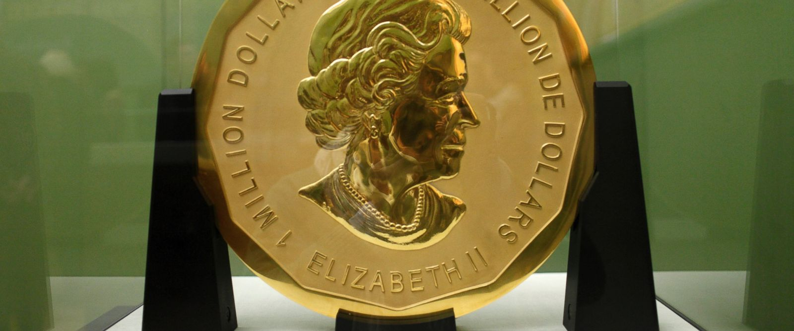 Massive Gold Coin Worth Millions Stolen From German Museum