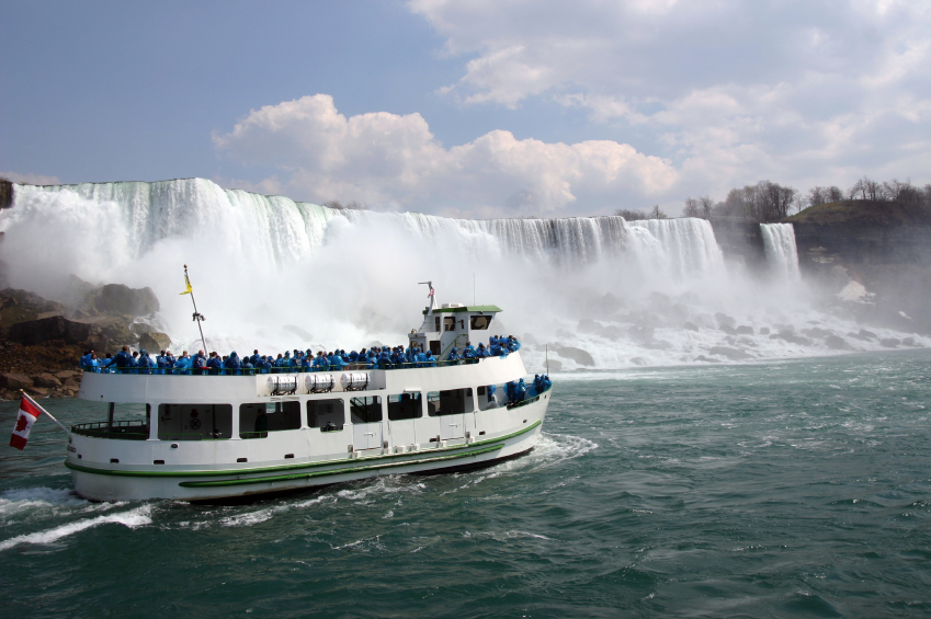 The Maid Of Mist Tour Boats At Niagara Falls Are Being Read For Their Earliest Launch Ever