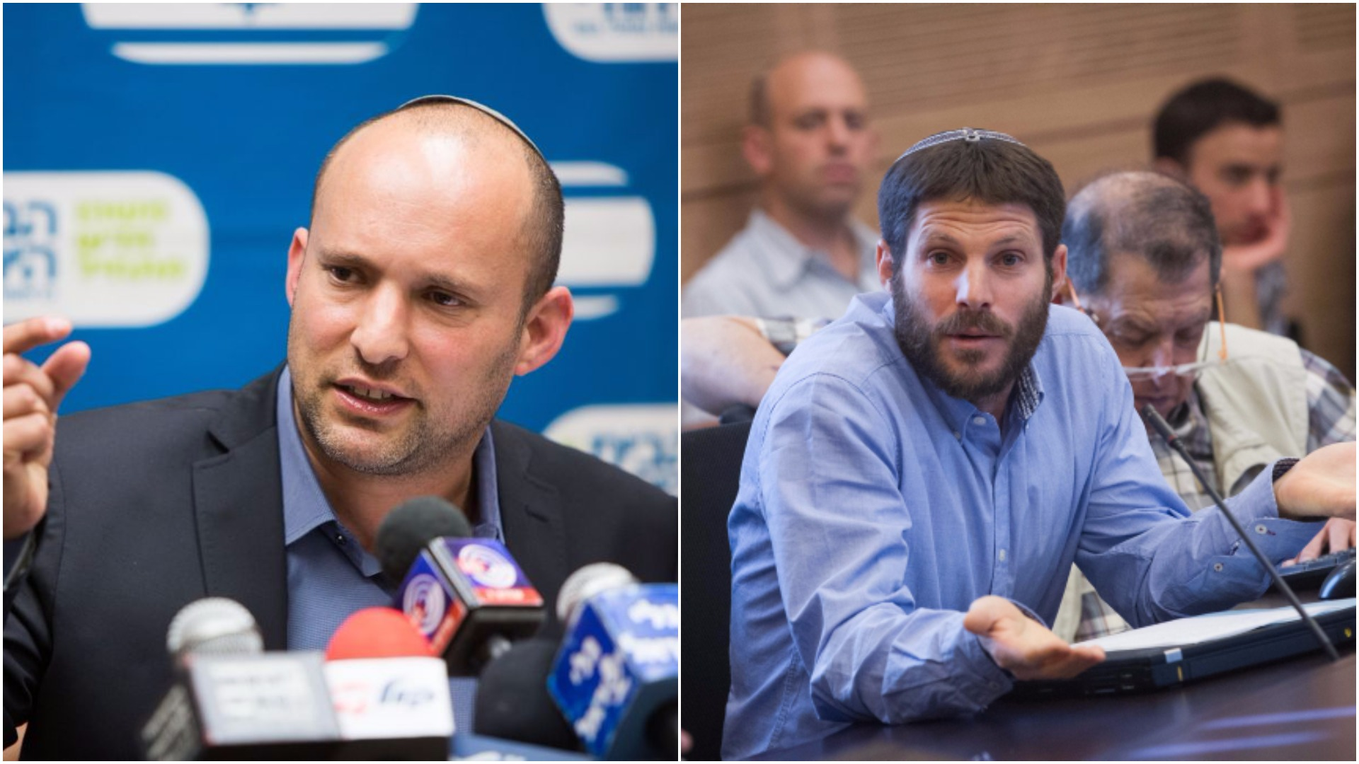 Smotrich Defends Halacha - Bennet Defends The IDF