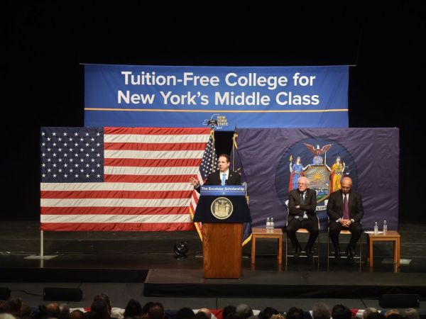 New York To Become The Largest State To Offer Tuition-Free Public Higher Education