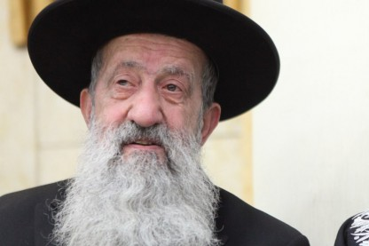 Rav Mutzafi Has Harsh Words For High Court Justices And The Tel Aviv Chilul Shabbos Ruling