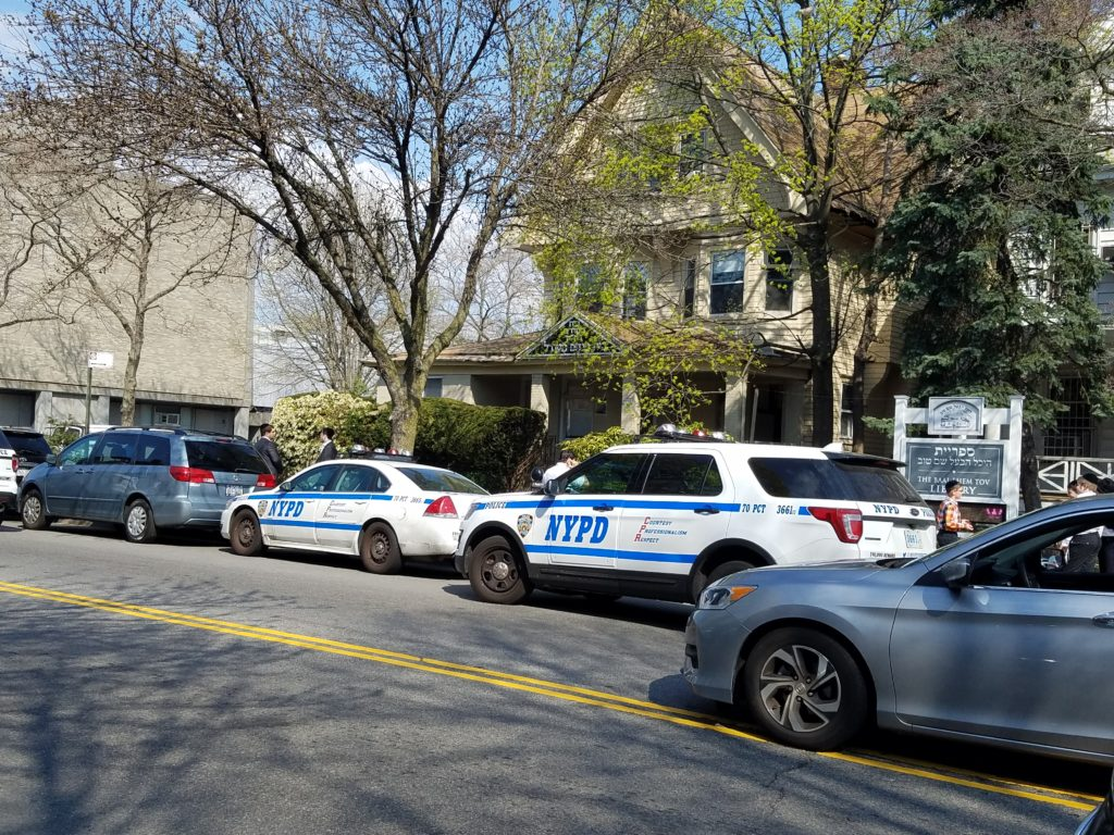 Flatbush: Shul Caretaker Assaulted And Robbed In Home Invasion