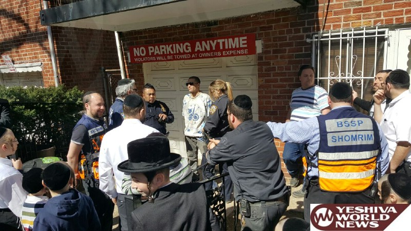 EPIC FAIL: PHOTOS -Jewish Owned Vehicle Stolen In Boro Park This Morning; Suspects Returned To Try And Sell Shtreimel; 2 Arrested