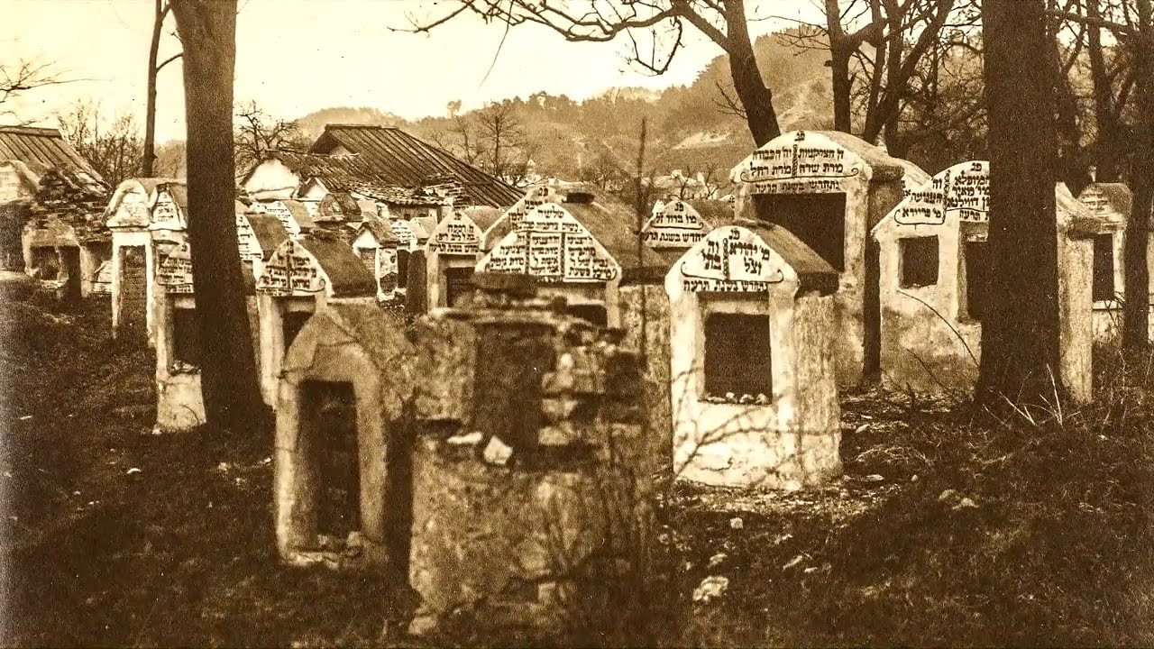 Watch The Old Jewish Cemetery Of Vilna Yeshiva World News