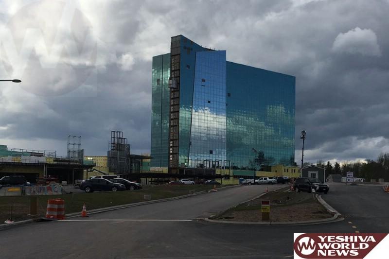 new casino resort in catskills