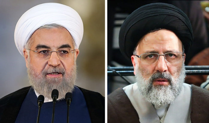 Iran's VP withdraws from presidential race, backs Rouhani